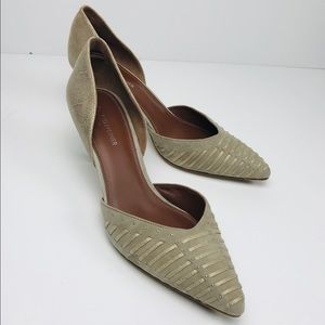 Donald J. Pliner D'Orsay Pump Heels NEW